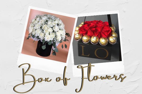 Box of Flowers
